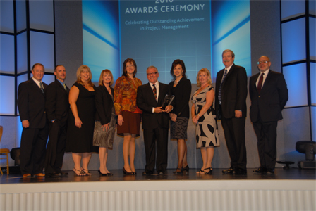 Curt, David, Lori Carcich (CPCC), Janet Cassidy (DOL), Karen Oaks (SUNY Stony Brook), Frank, Marianna Savocca (SUNY Stony Brook), Geri Neber (PMI LIC), Gary and Stephen.
